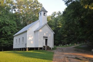methodist church in cades cove loop