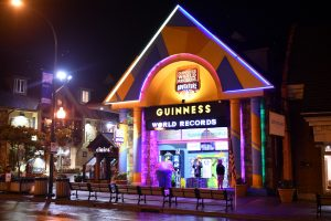 guinness world records attraction in gatlinburg