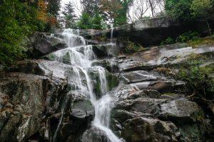 ramsey cascades in the smoky mountains