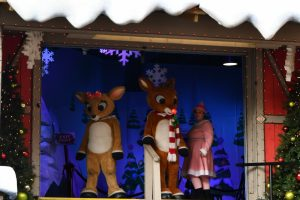 rudolph and clarice at dollywood